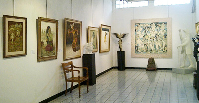 Indonesian Andis Galerie