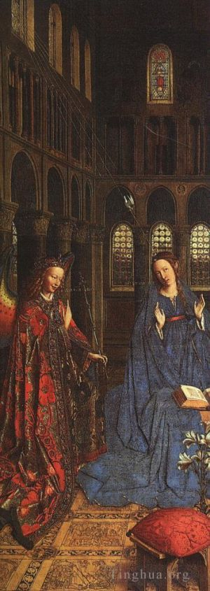 The Annunciation 1435