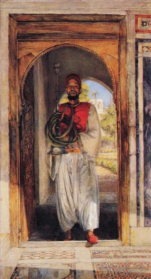 The Pipe bearer