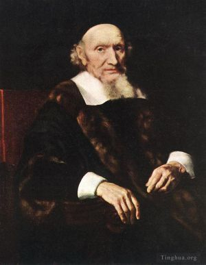 POrtrait of Jacob Trip
